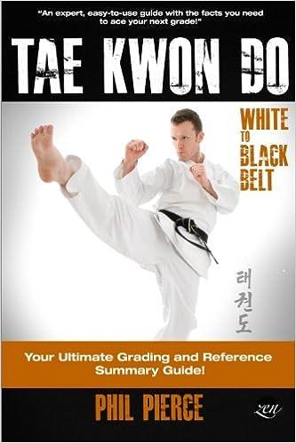 TaeKwonDo - White to Black Belt: Your Ultimate Grading and