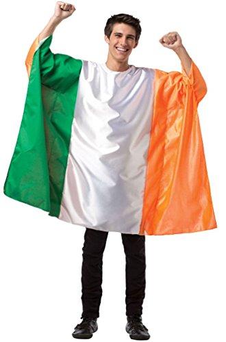 8eighteen Ireland Country Flag Tunic Adult Costume