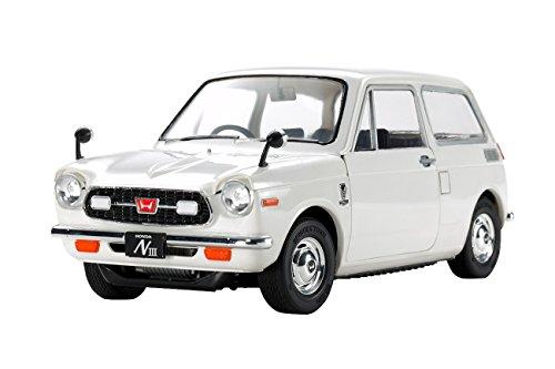 タミヤ 1/18 チャレンジャーシリーズ No.10 Honda N III 360 プラモデル 10010の商品画像