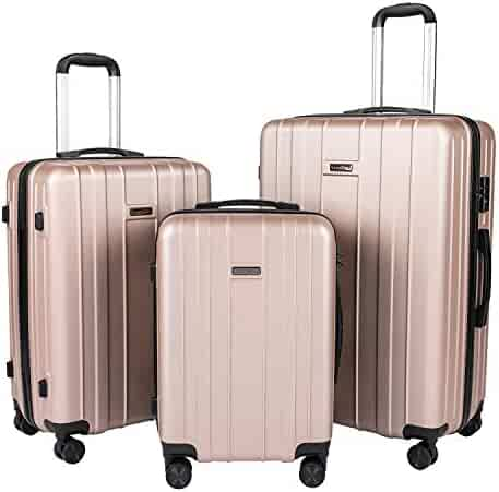 b702b5f24689 Shopping Golds or Greens - 3 Stars & Up - Luggage Sets - Luggage ...