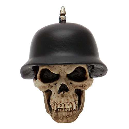 American Shifter 32 Das German Helmet Skull Custom Shift Knob (Skull Custom Helmets)