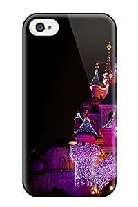 High Grade BayyKck Flexible Tpu Case For Iphone 4/4s - Disney