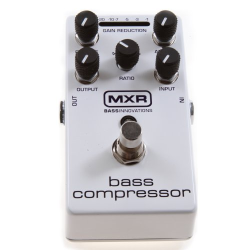 MXR M87 Bass Compressor by MXR