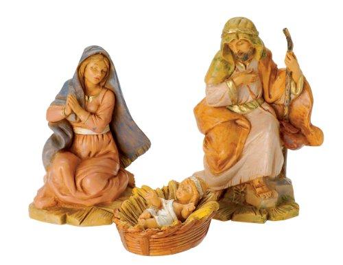"""Fontanini 5"""" Holy Family"""