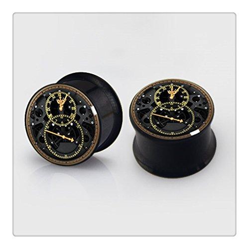 0g steampunk plugs - 8
