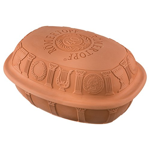 Römertopf 14005 Clay Cooker 4-6 People MADE IN GERMANY