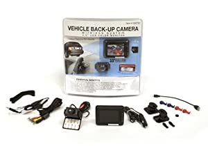 Amazon.com: Winplus Wireless Back-up Camera System with 3.5\