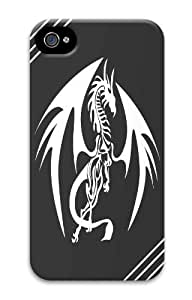 Hot For SamSung Galaxy S4 Mini Case Cover 3D Diy Print Dragon Skeleton New Fashion For SamSung Galaxy S4 Mini Case Cover