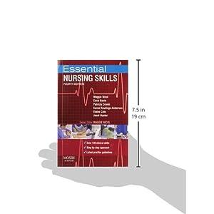 Essential Nursing Skills: Clinical skills for caring, 4e (Essential Skills for Nursing)