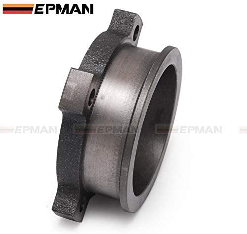 Epman 3 4 Bolt To 3 V Band Adaptor Turbo Exhaust Flange T3 GT3582 GT35 Cast Flange Adaptor TR-CGQ80Z