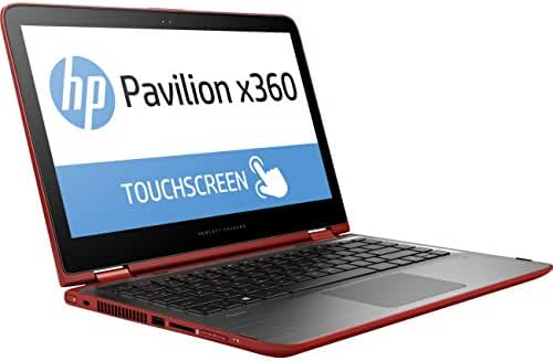 HP Pavilion 13-s121ds x360 13.3-inch Convertible Tablet PC i3-6100U 4GB 1TB
