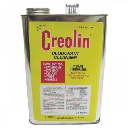 OAKHURST COMPANY 4128 Creolin Deodorant Cleanser, 1 gallon by OAKHURST COMPANY