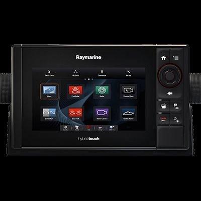 Raymarine ES97 Multifunction Display with Wi-Fi & Built-In 600W Digital Sounder, 9