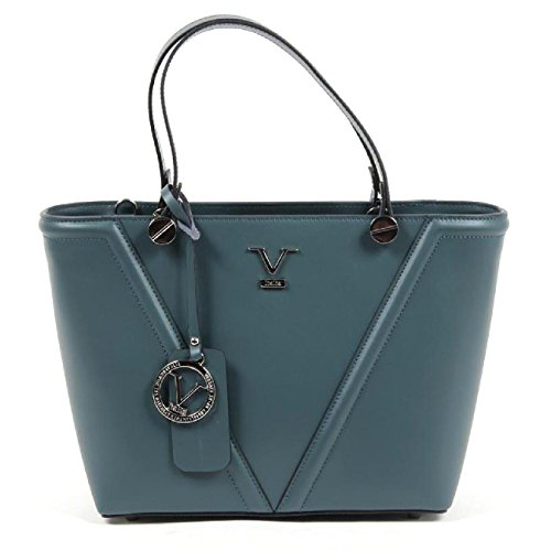 V 1969 Italia Womens Handbag V008 S PETROL  Amazon.co.uk  Shoes   Bags 73a1f3a760b8d