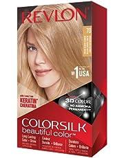 Revlon Colorsilk Permanent Hair Color - Medium Ash Blonde (70/7A)