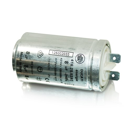 AEG Tumble Dryer 8uF Impedance Capacitor