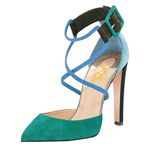 teal shoe polish - 5