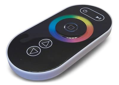 Wireless LED Controller RF Remote and Receiver, for RGB LED strips / LED lights