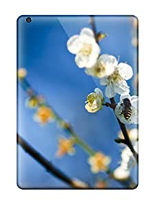 Ryan Knowlton Johnson's Shop Hot Bee On White Flowers Feeling Ipad Air On Your Style Birthday Gift Cover Case