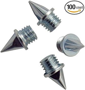 SM SunniMix 10pcs Pistes de Course /à Pied Pyramid Cross Country High Long Jump Remplacement Pin