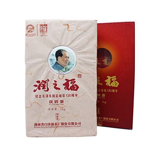 蟲草城 潤之福茯磚茶 / Chung Chou City Pure Dark Tea Brick by 蟲草城 Chung Chou City (Image #5)