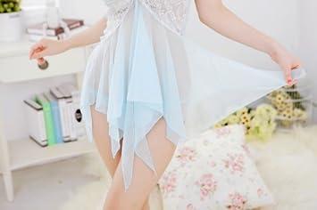 Kang & Fashion ropa interior la nuevos conjuntos de lencería sexy kawaii Cute Sexy gasa ropa