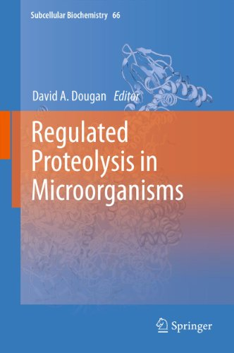 Regulated Proteolysis in Microorganisms (Subcellular Biochemistry) (Non Regulated Adapter)