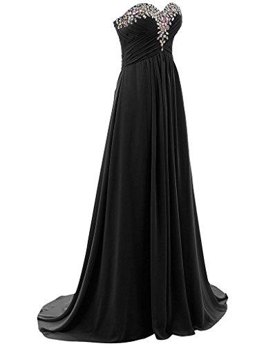 CoutureBridal - Vestido - corte imperio - para mujer Weiß