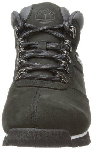 Timberland Splitrock 2 Hiker - Zapatillas de Deporte de cuero hombre negro - Noir (Black)