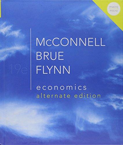 Economics Alternate Edition + Connect Plus