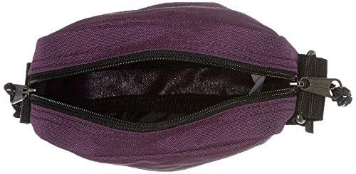 Eastpak THE ONE Bolso bandolera, 21 cm, 2.5 liters, Verde (Optical Green) Violeta (Magical Purple)