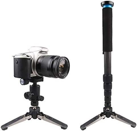Camera Tripods Universal Three Feet Monopod Stand Base for Camera Camcorder