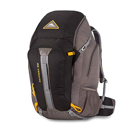 High Sierra Hawk 45 Frame Pack Carry On Backpack