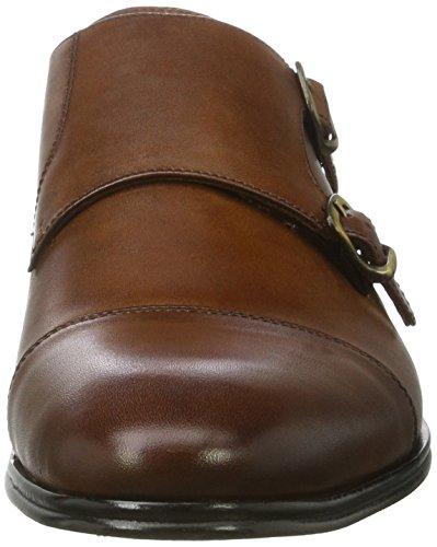 Aldo Rizzalda - Zapatos Hombre Marrón (28 Cognac)