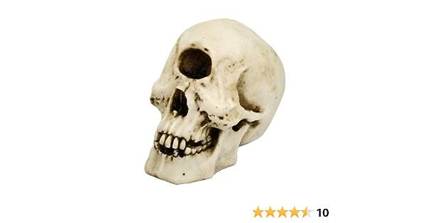 Solid copper edc pocket skull Cyclops.