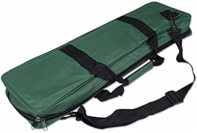 The Chess Store Large Carry-All Tournament Chess Bag - Green