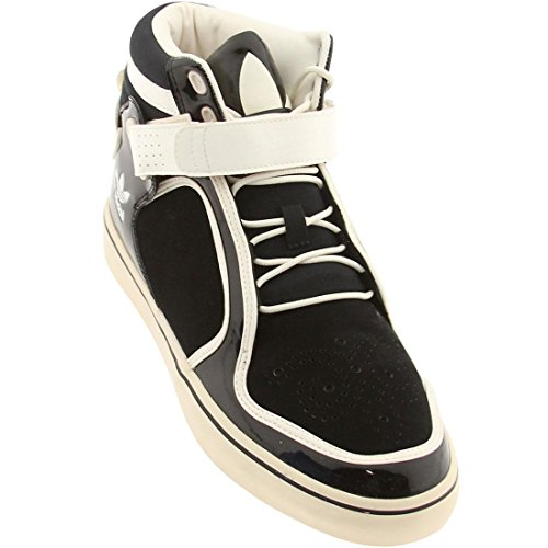 Adidas Originaux Adirise Mi Chaussures De Sport Occasionnels Hommes G47866 Noir1, Craie2, Craie2