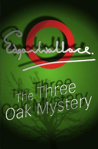 Download The Three Oak Mystery pdf