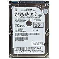 Hitachi 640GB  Travelstar 5K750 2.5-inch 9.5mm SATA 2.0 (3.0Gb/s) 5400RPM Hard Drive With 8MB Cache Model HIT0J15372
