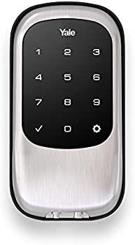 Yale T1L Z-Wave Touchscreen Deadbolt Replacement Smart Lock