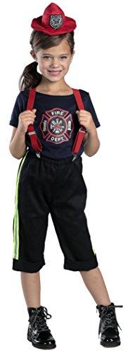 Princess Paradise Firefighter Bridget Costume ()