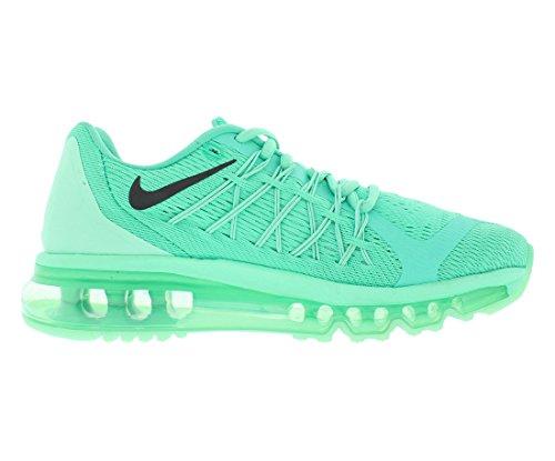Gr Mint Nike sportive Nero 2015 Donna Max Scarpe Schwarz Air Wmns Verde wqw4x6TPU