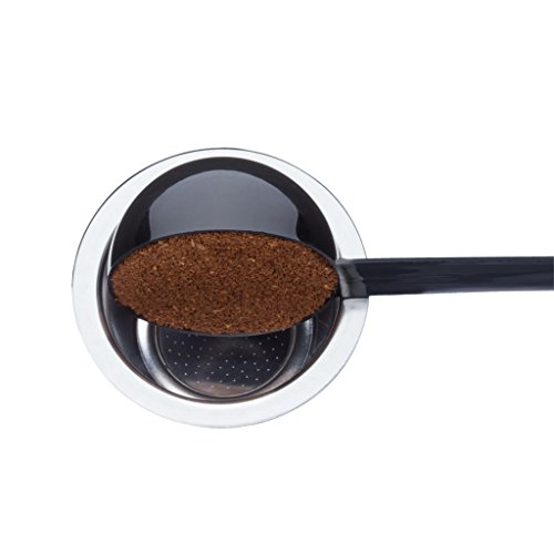 GUSTO PURO: cápsula de café rellenable de acero inoxidable para máquinas Nescafé Dolce Gusto®, excepto LUMIO.: Amazon.es: Hogar