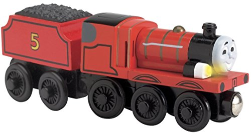 as & Friends Wooden Railway Tank Train Engine - Brand New Loose (Jet Engine Fuel)