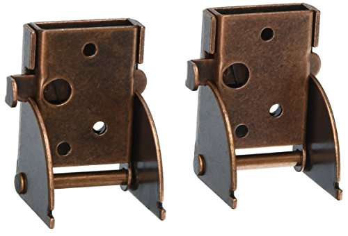 Rockler 32754 Posi-Lock Folding Leg Bracket (Pair)