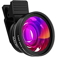 Iphone Camera Lens 0.45X Super Wide Angle Lens & 12.5X...