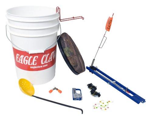 Eagle Claw Ice Bucket Kit, 6-Gallon