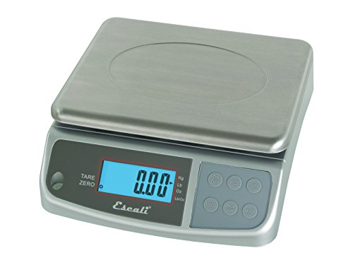 San Jamar SCDGM33 M-Series Digital Food/Kitchen Scale, 33lb Capacity by San Jamar