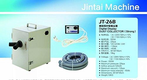 Seadent 金泰 集塵機JT-D-26B 小型 静音 室内作業 550W