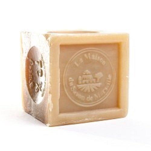 Savon cube 72% Huile végétale 300 g - La Maison du Savon de Marseille